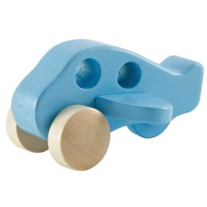 Hape toy airplane