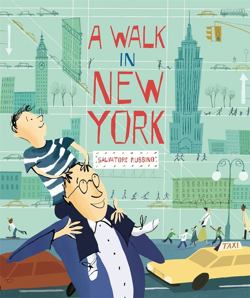 Our Favorite Children's Books about New York City | Crayons and Croissants