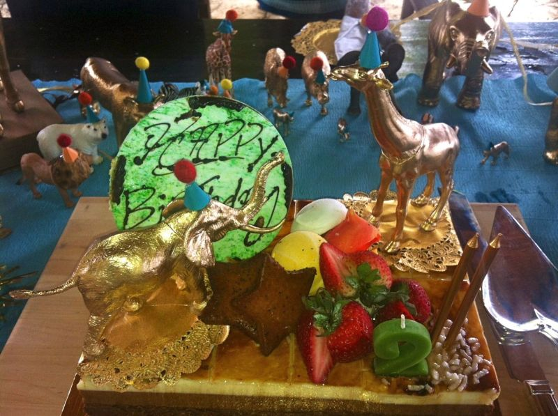 Celebrate Like a Party Animal with this animal theme birthday party at Crayons and Croissants