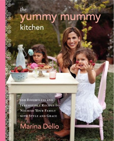 The Yummy Mummy Kitchen Cookbook - And a Grilled Shrimp and Corn Salad Recipe at Crayons and Croissants
