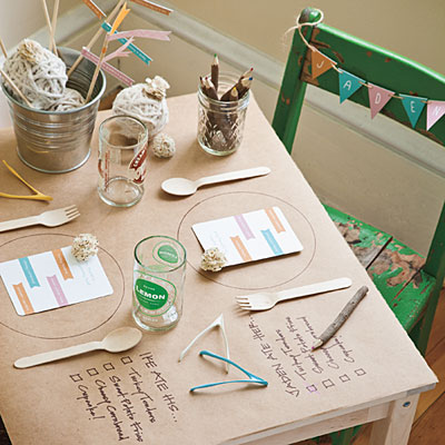 How to host a toddler friendly brunch party