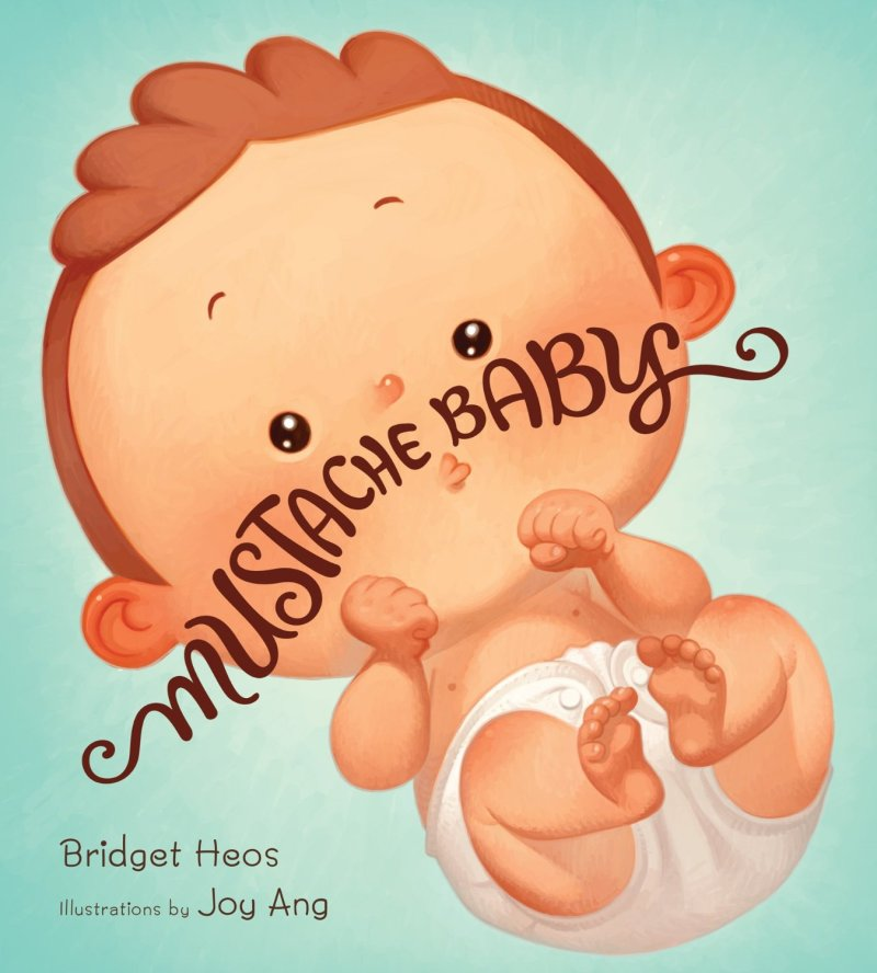Mustache Baby - Book Review