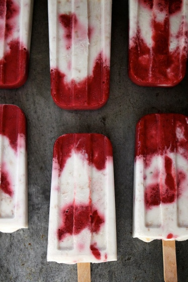 Homemade Popsicles - Our Favorite Recipes at Crayons and Croissants