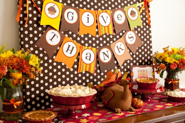 Tips for Hosting a Kid-Friendly Thanksgiving