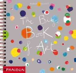 The Big Book of Art by Hervé Tullet