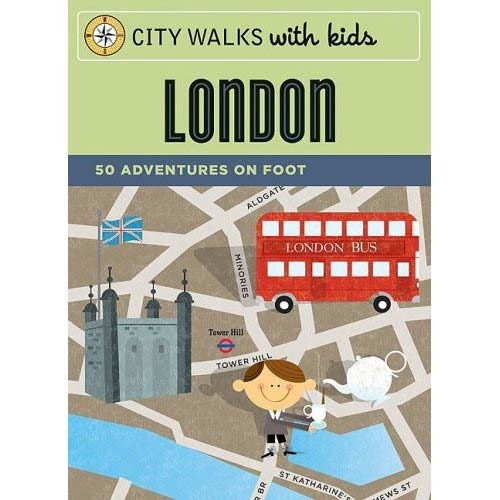 Our Favorite Children's Books About London