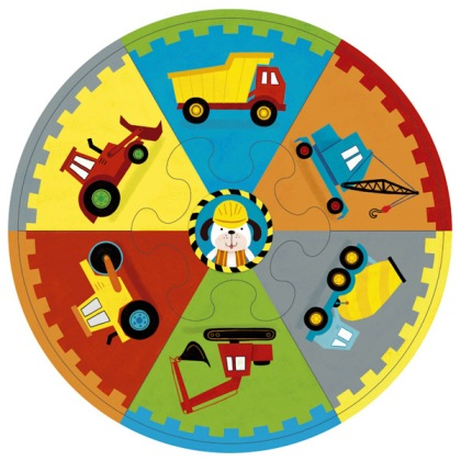 Puzzle Play for Children