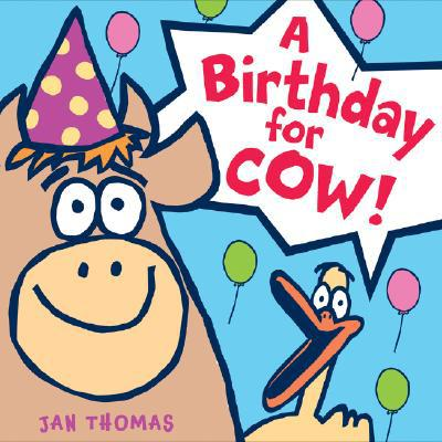 A Birthday for Cow