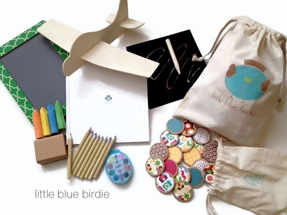 Keep Kids Entertained On-the-Go with Little Blue Birdie