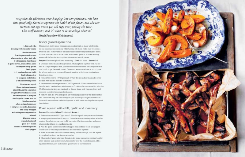 Share: The Cookbook that Celebrates Our Common Humanity