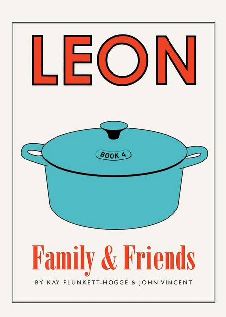 Leon Family and Friends Cookbook