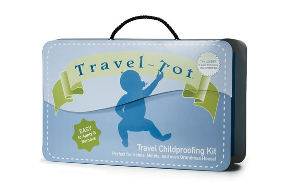 Childproofing on the Go with Travel-Tot