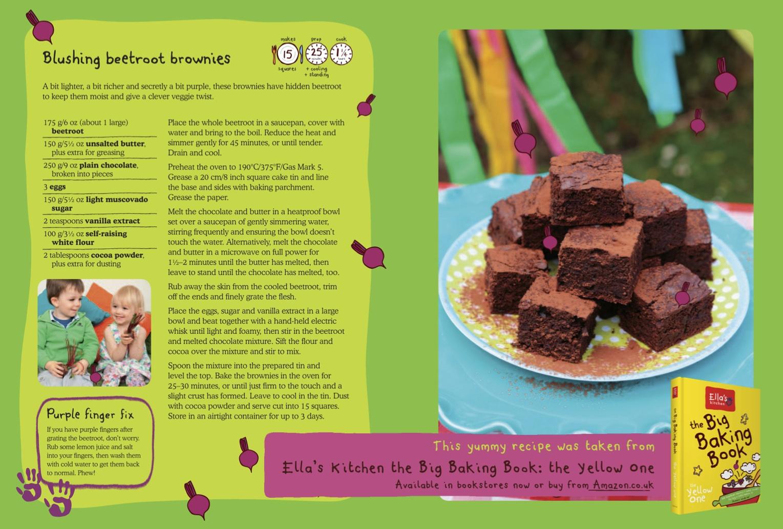 Ella S Kitchen Recipes