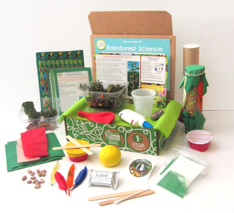 Rainforest-Science